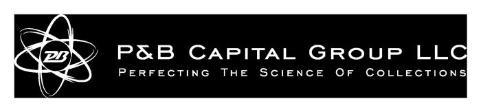 Negative Logo of P&B Capital Group, LLC